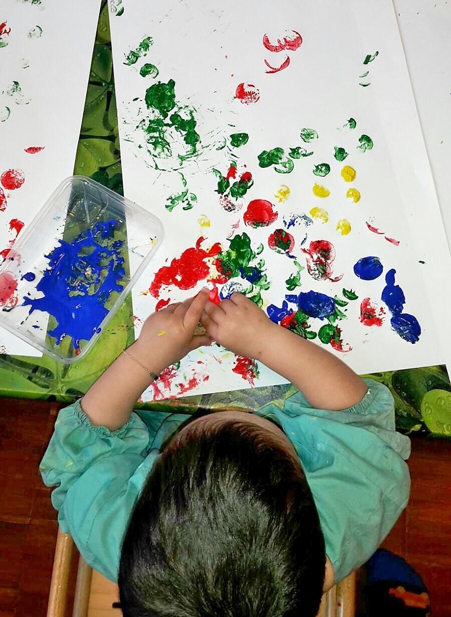 attivita grafico pittorica